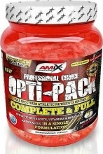 OPTI-PACK COMPLETE & FULL 30 PACKETS Amix