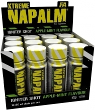 XTREME NAPALM IGNITER SHOT 120ml Fitness Authority