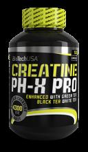 CREATINE PH-X PRO 120 kapslí Biotech