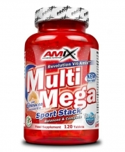 MULTI MEGA STACK 120tablet Amix