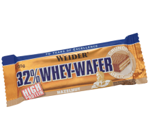32% WHEY - WAFER 35g Weider