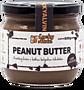 PEANUT BUTTER  DARK CHOCOLATE 330g Lucky Alvin