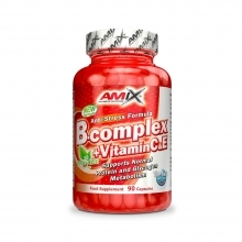 B COMPLEX + VITAMÍN C & E 90kapslí Amix