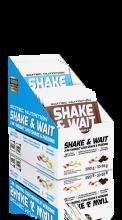 SHAKE & WAIT 10x55g Scitec Nutrition