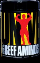 100% BEEF AMINOS  400 tablet Universal