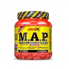 M.A.P. MUSCLE AMINO POWER 375 tablet Amix