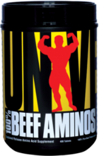 100% BEEF AMINOS  200tbl. Universal