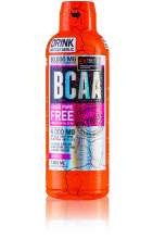 BCAA FREE FORM LIQUID 80 000 mg 1000ml Extrifit