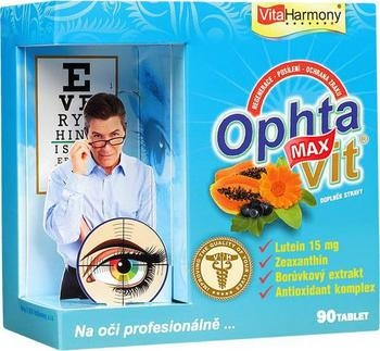 OPHTA  MAX VIT 90tablet Vita Harmony
