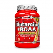GLUTAMIN + BCAA POWDER 1000g Amix