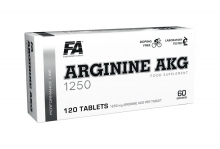 ARGININE AKG 1250 FITNESS AUTHORITY