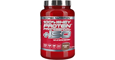 100% WHEY PROTEIN PROFESSIONAL +ISO 870g Scitec Nutrition