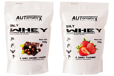 ONLY WHEY 700g AUTOMATIV