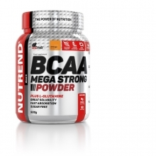 BCAA MEGA STRONG POWDER 500g Nutrend
