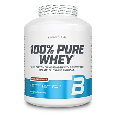 100% PURE WHEY 2270g BioTech USA