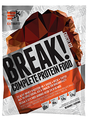 PROTEIN BREAK 90g Extrifit