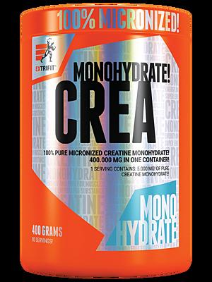 CREA MONOHYDRATE 400g Extrifit