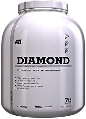 DIAMOND HYDROLYSED WHEY PROTEIN 2270g Fitness Authority