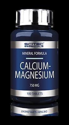 CALCIUM  MAGNESIUM 90tablet Scitec Essentials