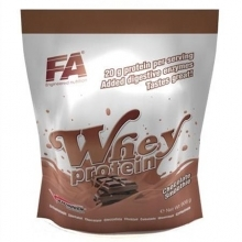 WHEY PROTEIN 4500g Fitness Authority