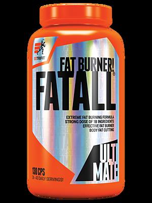 FATALL ULTIMATE FAT BURNER 130kapslí Extrifit