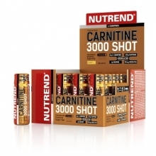 CARNITINE 3000 SHOT  20x60ml Nutrend