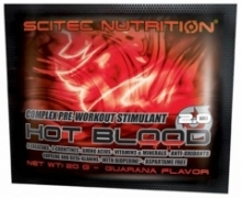 HOT BLOOD 3,0 20g Scitec Nutrition