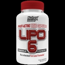 LIPO 6 120cps. Nutrex