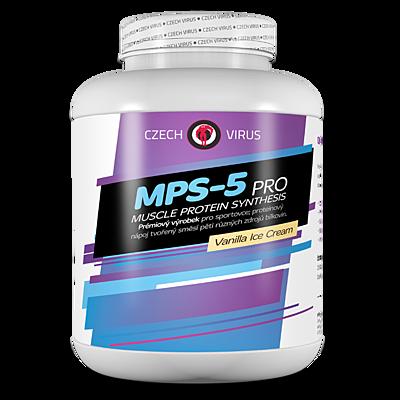 MPS-5 PRO PROTEIN 2,25kg Czech Virus