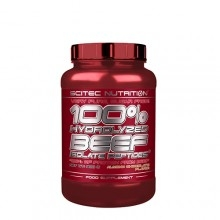100% HYDROLYZED BEEF  ISOLATE  PEPTIDES 1800g Scitec Nutrition