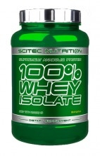 100% WHEY ISOLATE 2000g Scitec Nutrition