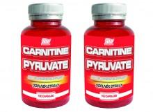 CARNITINE PYRUVATE 1+1 zdarma  100cps. ATP