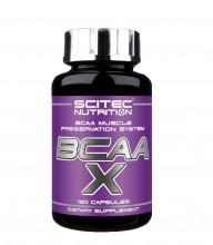 BCAA X  330kapslí Scitec Nutrition