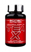 TEA X Scitec Nutrition 90cps.