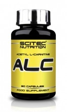 ALC  60 caps. Scitec Nutrition