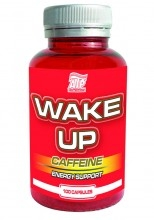 WAKE UP CAFFEINE 100cps. ATP