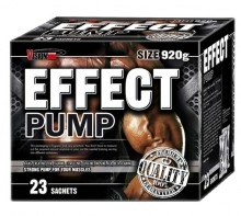 EFFECT PUMP 23sáčků Vision Nutrition 920g