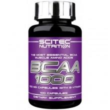 BCAA 1000  100caps. Scitec Nutrition