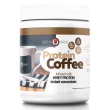 PROTEIN COFFEE 512g Czech Virus