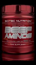 BEEF AMINOS 200tbl. Scitec Nutrition