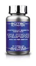 TAURINE 90cps. Scitec Nutrition
