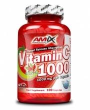 VITAMÍN C 1000 100 kapslí Amix
