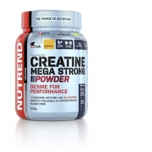 CREATINE MEGA STRONG POWDER 500g  Nutrend