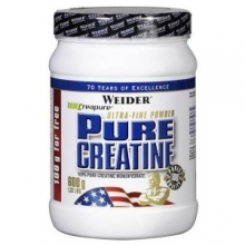PURE CREATINE 600 g  Weider